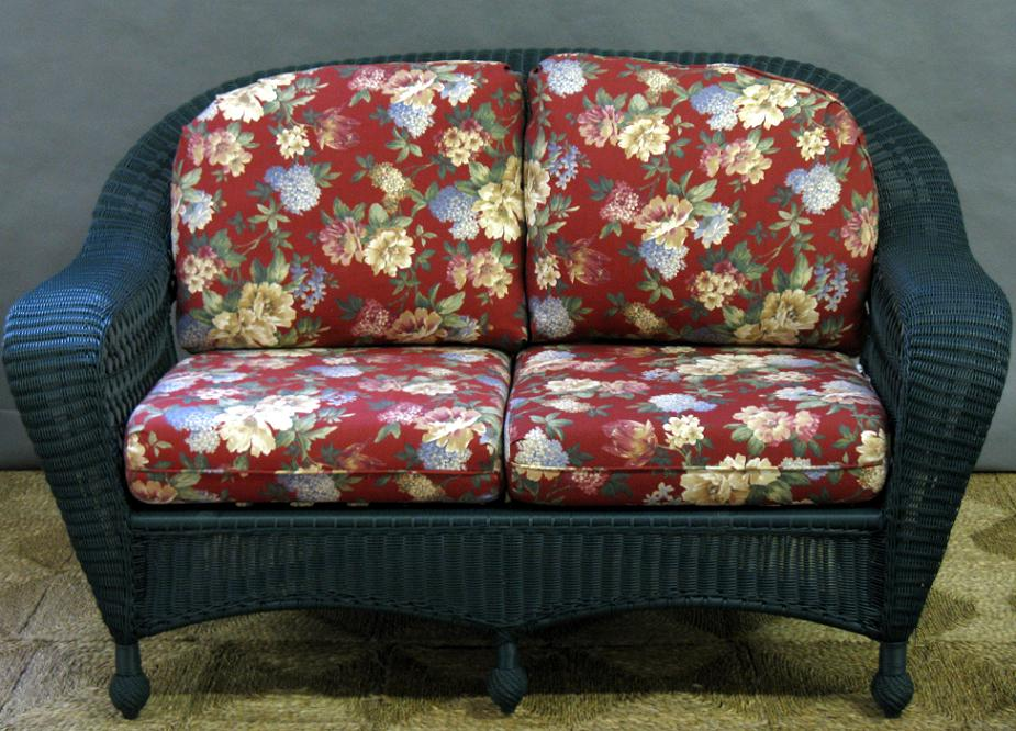 cushions for wicker chairs desk chair edmonton all about charleston replacement loveseat