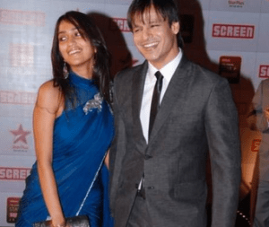 Priyanka Alva and Vivek Oberoi