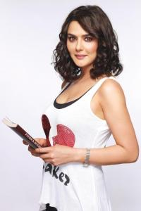 Preity in Ishkq in Paris
