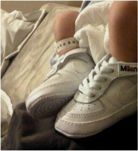 Milan's feet/twitter
