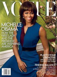 Michelle Obama/Vogue facebook