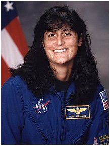 Sunita Williams/facebook
