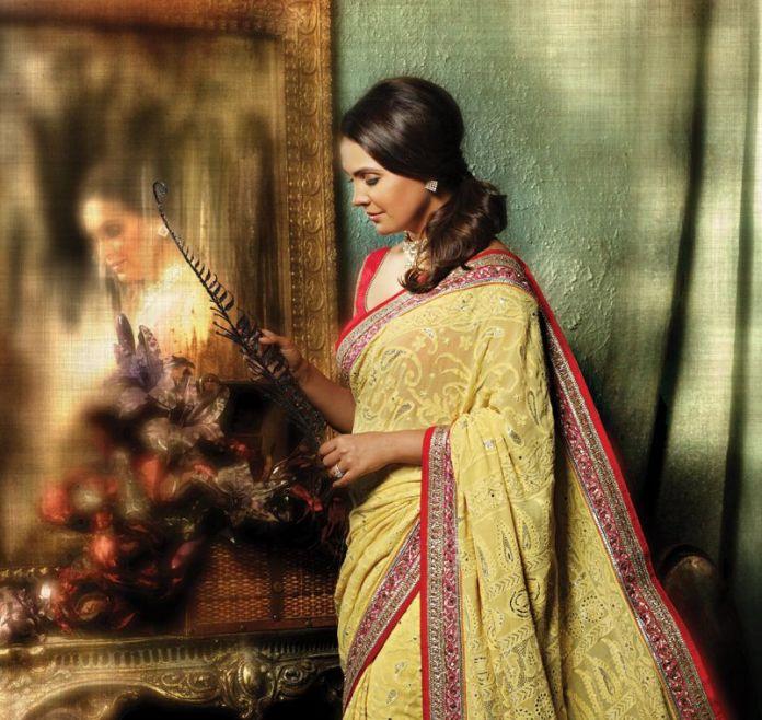 Lara Dutta for Chhabra 555