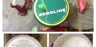 Boroline SX cream