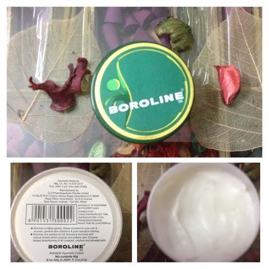 Boroline SX cream