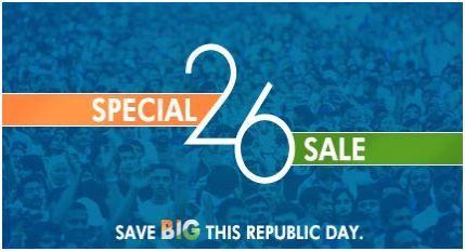 Republic Day deals
