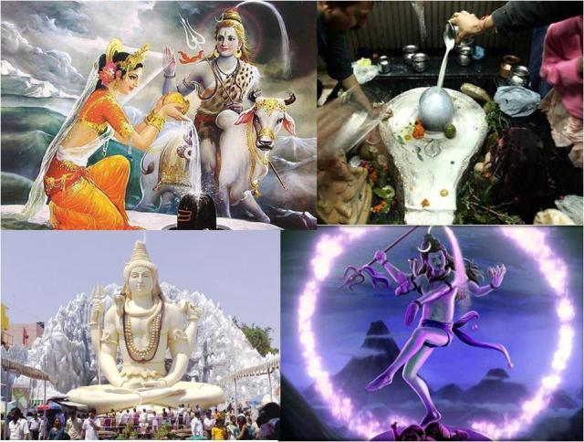 Moods and moments of Shivratri