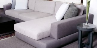A clean sofa/freedigitalphotos