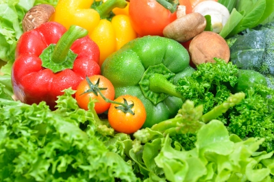 Eat green leafy vegetable/ freedigitalphotos