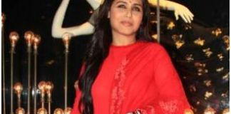 Rani Mukherji after marriage