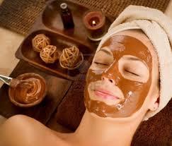 Make chocolate spa at home