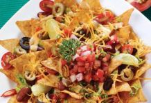 Recipe: Loaded Nachos