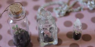 DIY: Beautiful Terrarium Necklace