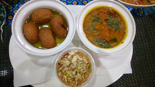 Dal Bhati churma