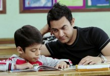 Aamir Khan and Darsheel Safari