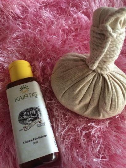 Kairtis Oil: Oil and the potli