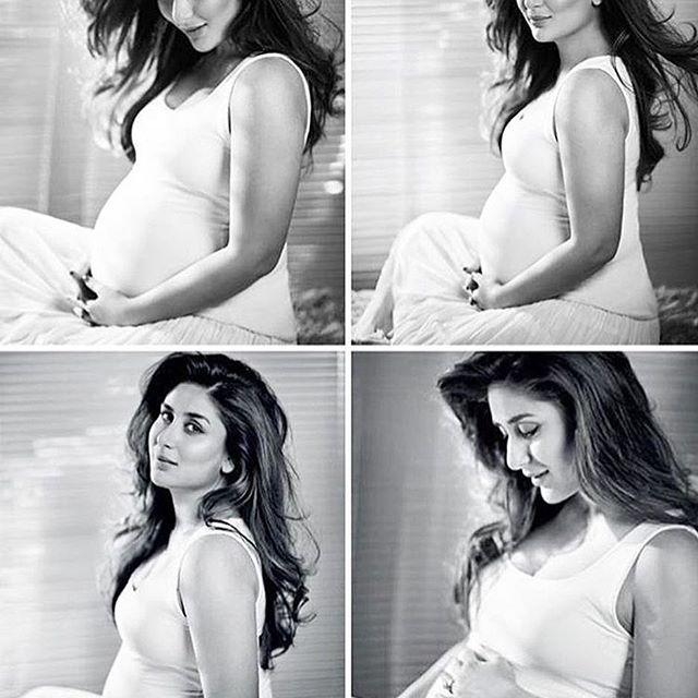 Kareena Kapoor Khan maternity photo-shoot