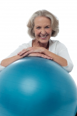Slow ageing with exercising