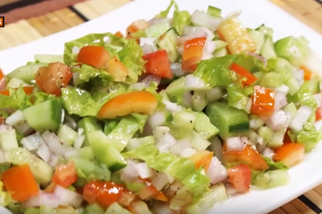 weight-loss-salad-recipe-by-food-in-5-minutes