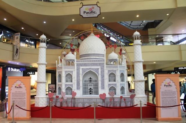 Taj Mahal at Pacific Mall