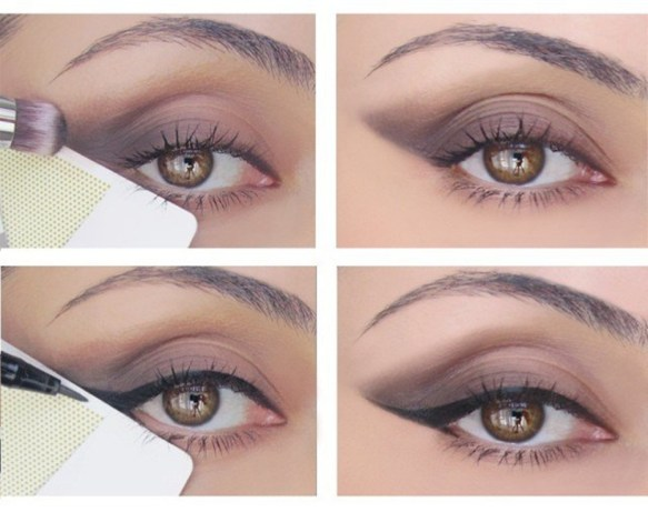 Apply  eye shadow perfectly /pintrest