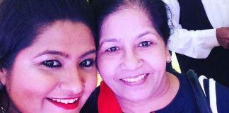 With Nisha Madhulika