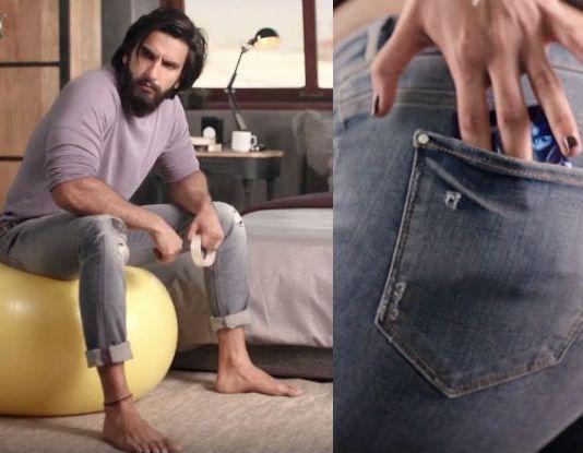 Ranveer Singh for Durex