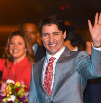 Spectacular Pictures of Justin Trudeau's visit to India