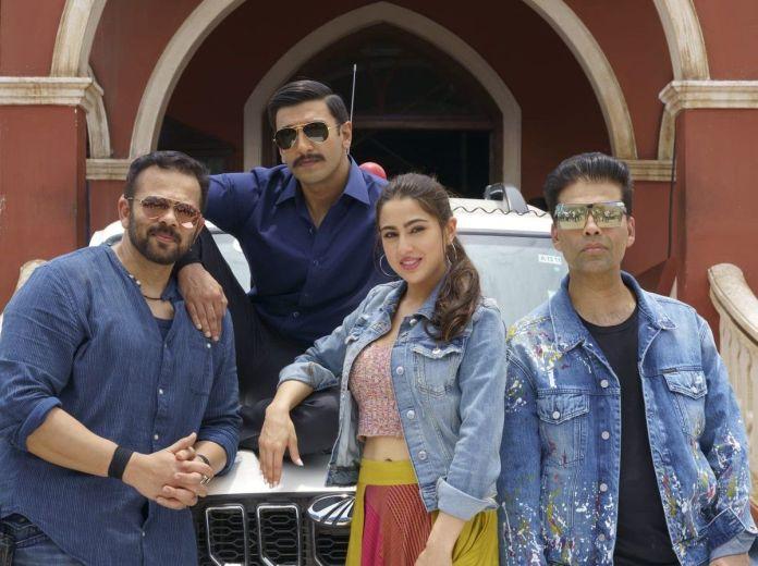 Ranveer Singh Reveals Simmba's Dialogue
