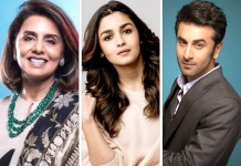 Alia and Neetu Kapoor giving serious 'Saas Bahu goals'