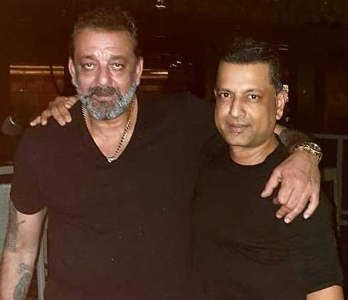 Sanjay Dutt Thank Real Life Kamli of His Life