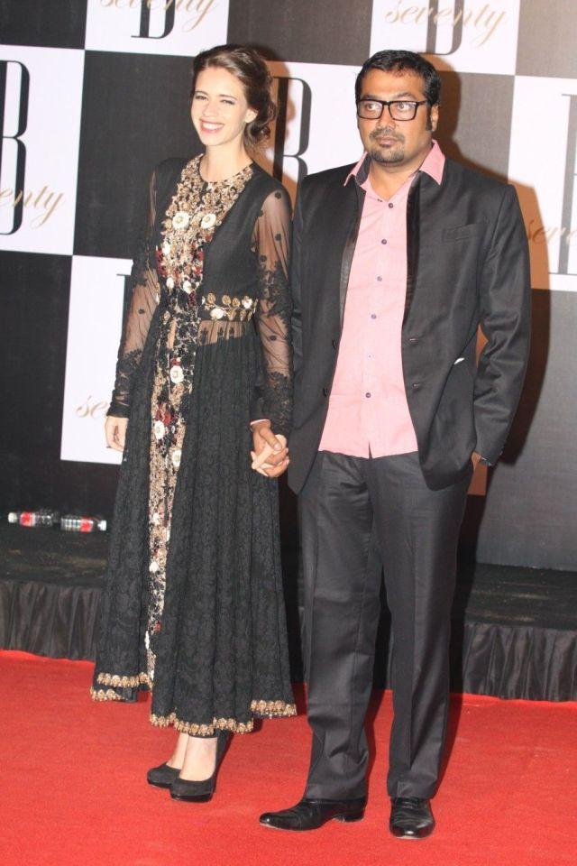 Anurag Kashyap & Kalki Koechlin seprate