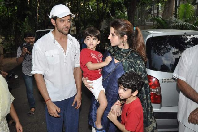 Hrithik and Sussane split