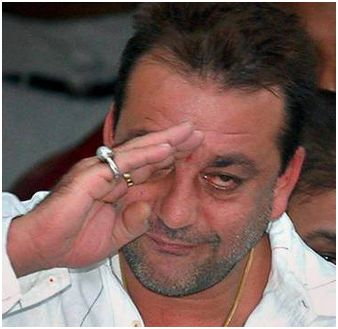 Sanjay Dutt prisoned