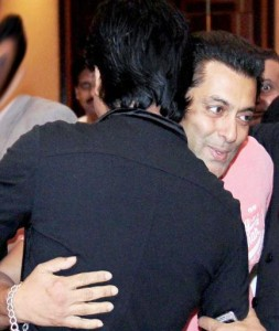 Salman-Shah Rukh's patch up