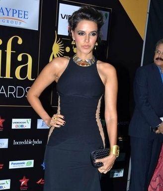 Neha's subtle Indo-western