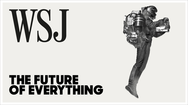 The Wall Street Journal Debuts 'The Future Of Everything
