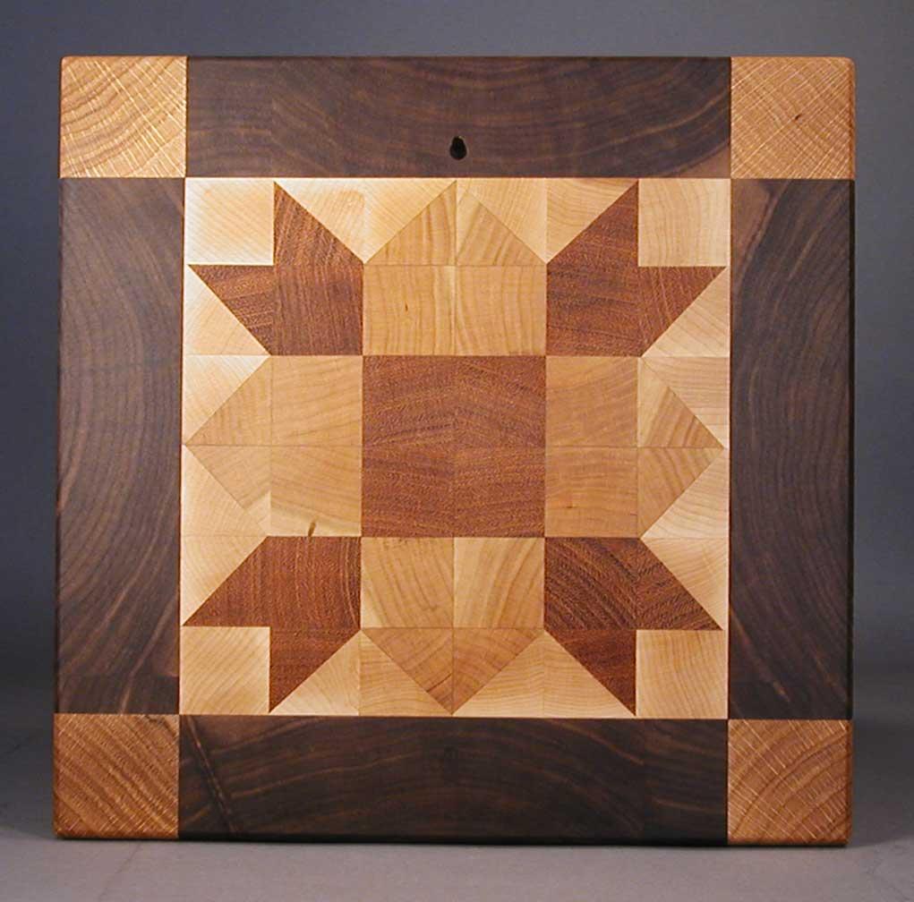 Wood Quilt Patterns