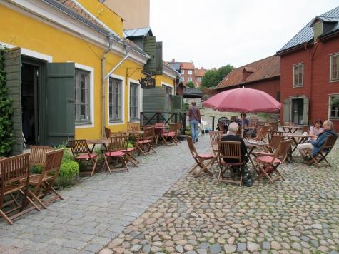 Café Nyfiket