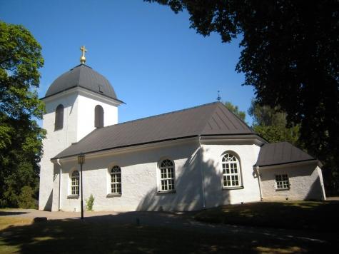 Kvarsebo kyrka