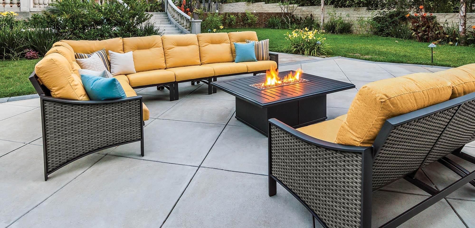 tropitone outdoor patio furniture