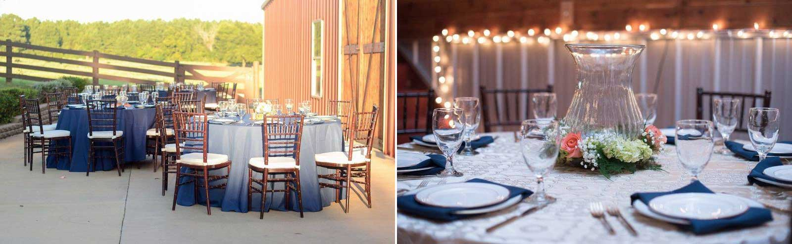 renting tables and chairs for wedding folding chair inventor all american party tent rentals rental even special event in east texas
