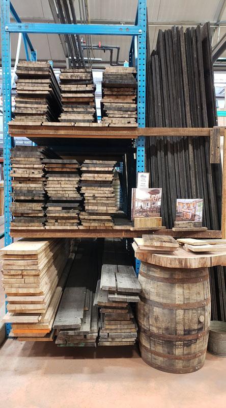 All American Reclaim. Cargo Flooring 3