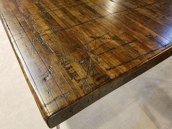 5. Railcar Table Top
