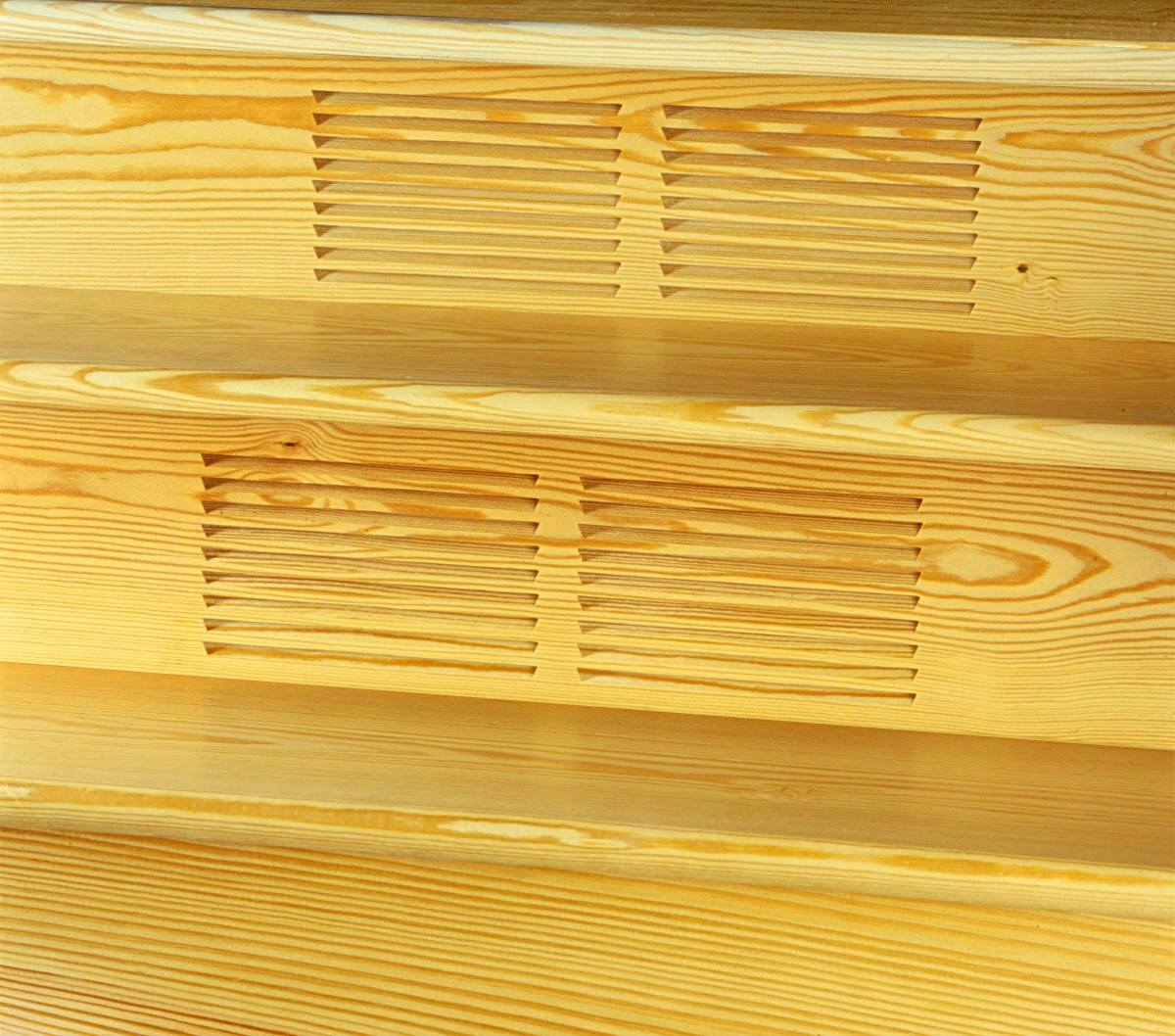 Risers » All American Wood Register Manufacturing Supply | Hardwood Steps And Risers | Gray Painted | Cherry Wood | Hardwood Floor | Timber | White