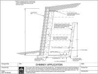 Design Detail Drawings for Modular Segmental Retaining Wall