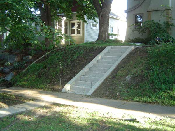 Retaining Walls Green Curb Appeal