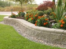 Retaining Wall Products | AB Garden Wall Collection by ...