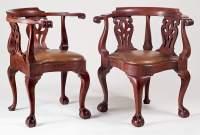 Goddard Corner Chair - Allan Breed Portfolio