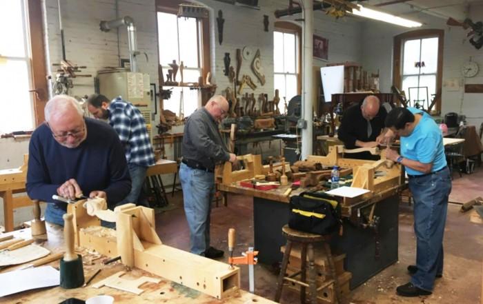 Woodworking Apprenticeship Maine
